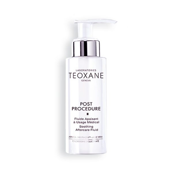 teoxane post procedure-